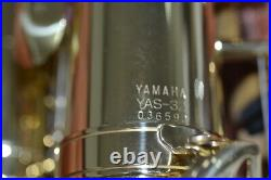 #100358 YAMAHA Yamaha YAS-32 Alto Sax very good condition Japan f/s