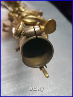 1925 CONN NEW WONDER ARTIST SPECIAL ALT / ALTO SAX / SAXOPHONE made in USA