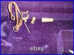 1926 Martin Handcraft Low Pitch Sax Saxophone Elkhart 74912 serial #