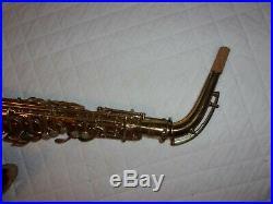 1927 Conn New Wonder II Chu Alto Sax/Saxophone, Plays Great