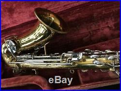1927 Martin Handcraft Alto sax
