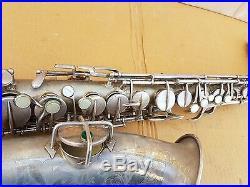 1928 CONN CHU BERRY ALT / ALTO SAX / SAXOPHONE made in USA