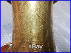 1930 CONN NEW WONDER VIRTUOSO DELUXE ALT / ALTO SAX / SAXOPHONE made in USA