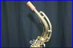 1938 Vintage King Zephyr Alto Sax # 202605 Great Player Nice Horn