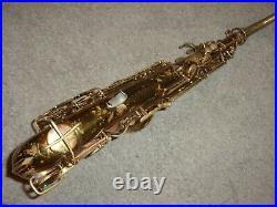1939 Buescher Aristocrat True Tone Alto Sax/Saxophone, Plays Great