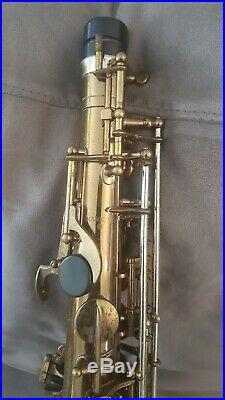 1957 Selmer Mark VI Alto Sax 5 digit