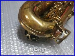 1967 YANAGISAWA CONTINENTAL 800 ALTO SAX / ALT SAXOPHONE made in JAPAN