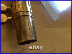 1980s Dave Gaurdala OrIginal Studio Alto Custom. 98 Alto Sax MP Rare Withorig Lig