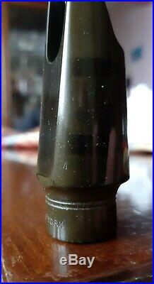 50's super rare vintage mouthpiece saxophone alto Meyer Bros! Amazing sound sax