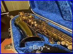 A Professional Conn 6M Alto Saxophone One of the Best, sax, vintage