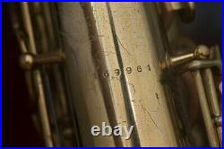 ALTO SAX MARTIN THE MARTIN 1949, Serial Number 169961