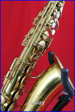 Adolphe Sax Alto Saxophone