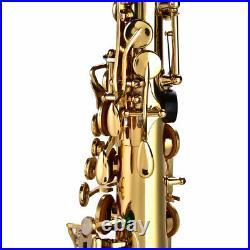 Alto Eb E-flat High F# tone Sax Saxophone Set with Case+Mouthpiece with Box