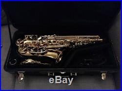 Alto Sax Yanagisawa aW01 in excellent condition