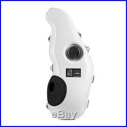Alto Saxophone Mute Sax Partner Sax Silencer Saxophone Accessory White