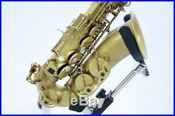 Alto sax Lupifaro Platinum Serie demo model with extra discount