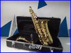 Alto sax Sassofono Contralto + Becco 4C Yamaha mouthpiece