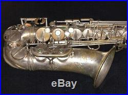 Alto sax Selmer 5 digits Super Balanced Action transitional Mark VI, limited ed