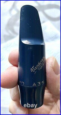 Alto sax jumbo Java Blue A35