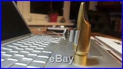 Alto sax mouthpiece Jody Jazz copy HAND MADE of bronze