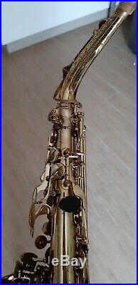 Alto saxophone Buffet super dynaction (trasitional S1) Selmer competitor sax
