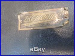 Antique Vintage Buescher Alto Saxophone Sax Silver Color for Repair
