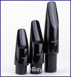 Barkley New York 7 Alto Sax Mouthpiece with lig & cap GREAT SOUND