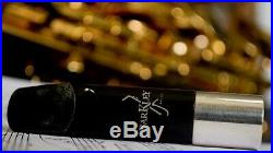 Barkley Premier 8 Hybrid Alto Sax Mouthpiece with Lig and Cap
