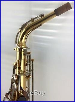 Beautiful Yamaha YAS-200AD Advantage Eb Alto Saxophone Sax, Free US shipping