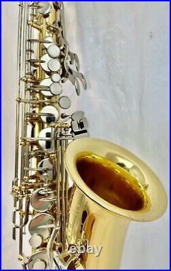 Beautiful Yamaha YAS-26 Eb Alto Saxophone Sax, ready to play