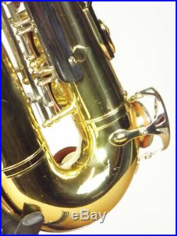 Beautiful Yamaha YAS23 Alto Sax Outfit