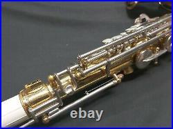 Beuscher Alto Sax For Parts Or Repair