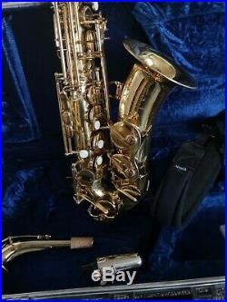 Boosey and Hawkes 400 Alto Saxophone excellent condition Sax