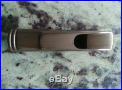 Borb Oliver alto sax mouthpiece, with ligatures 2 pieces