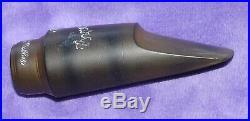 Brilhart 3 Hard Rubber Alto Sax Mouthpiece Original 70 tip