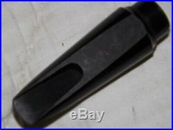 Brilhart 3 Hard Rubber Alto Sax/Saxophone Mouthpiece, Excellent