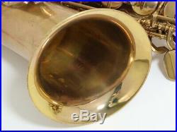 Buescher Alto Sax 400 76234 Alto Saxophone
