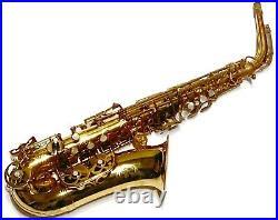 Buffet-Crampon Evette Schaeffer Master Model Alto Sax- Super Rare SDA Equivalent