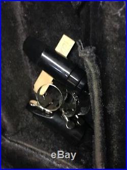Bundy II Alto Sax With Case