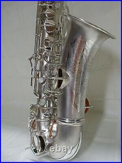 C. G. Conn Early Transitional Alto Sax (1931)