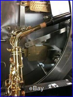 Cannonball Alcazar Alto Sax with Case