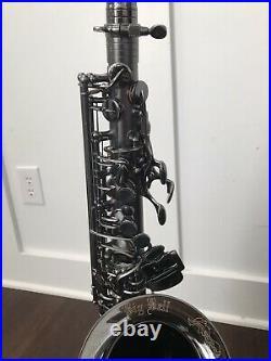 Cannonball Big Bell Global Series Raven Alto Saxophone Sax Black Nickel NICE