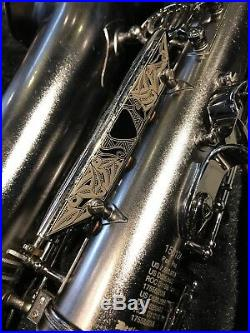 Cannonball Big Bell Stone Series Alto Sax with case