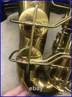 Conn 6m E-Flat Alto Sax/Saxophone, Naked Lady, Original Laquer, One Owner