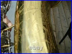 Conn 6m ladyface alto sax