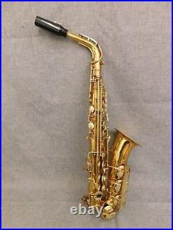 Conn Alto Sax In-layed Keys Primo P3 Mouthpiece Kit Hard Case