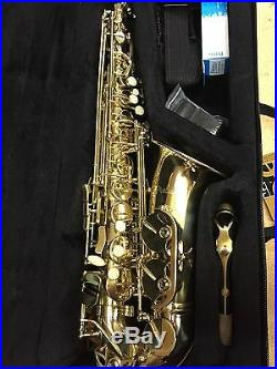 Conn-Selmer Prelude Alto Sax withBackpack Case! NEW! MAKE AN OFFER
