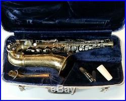 Conn Shooting Star Alto Sax, American Made, Serial #k18132