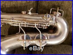Conn Transitional Art Deco Alto Sax
