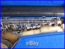Dolnet Royal Jazz Alto Saxophone Sax Made in France